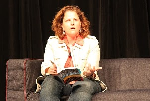 Anne Gentle reading at SXSWi