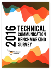 Technical Communication Benchmarking Survey Cover