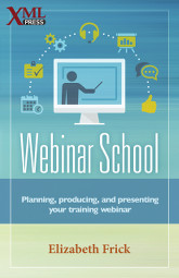 Cover of Webinar School, linked to Amazon.com