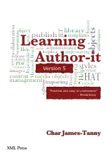 Cover of Learning Author-it