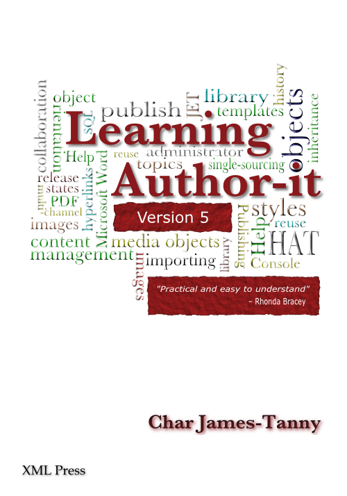 Front cover of Learning Author-it