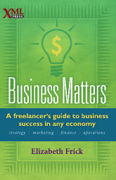 Business Matters front cover