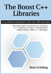 Cover of The Boost C++ Libraries