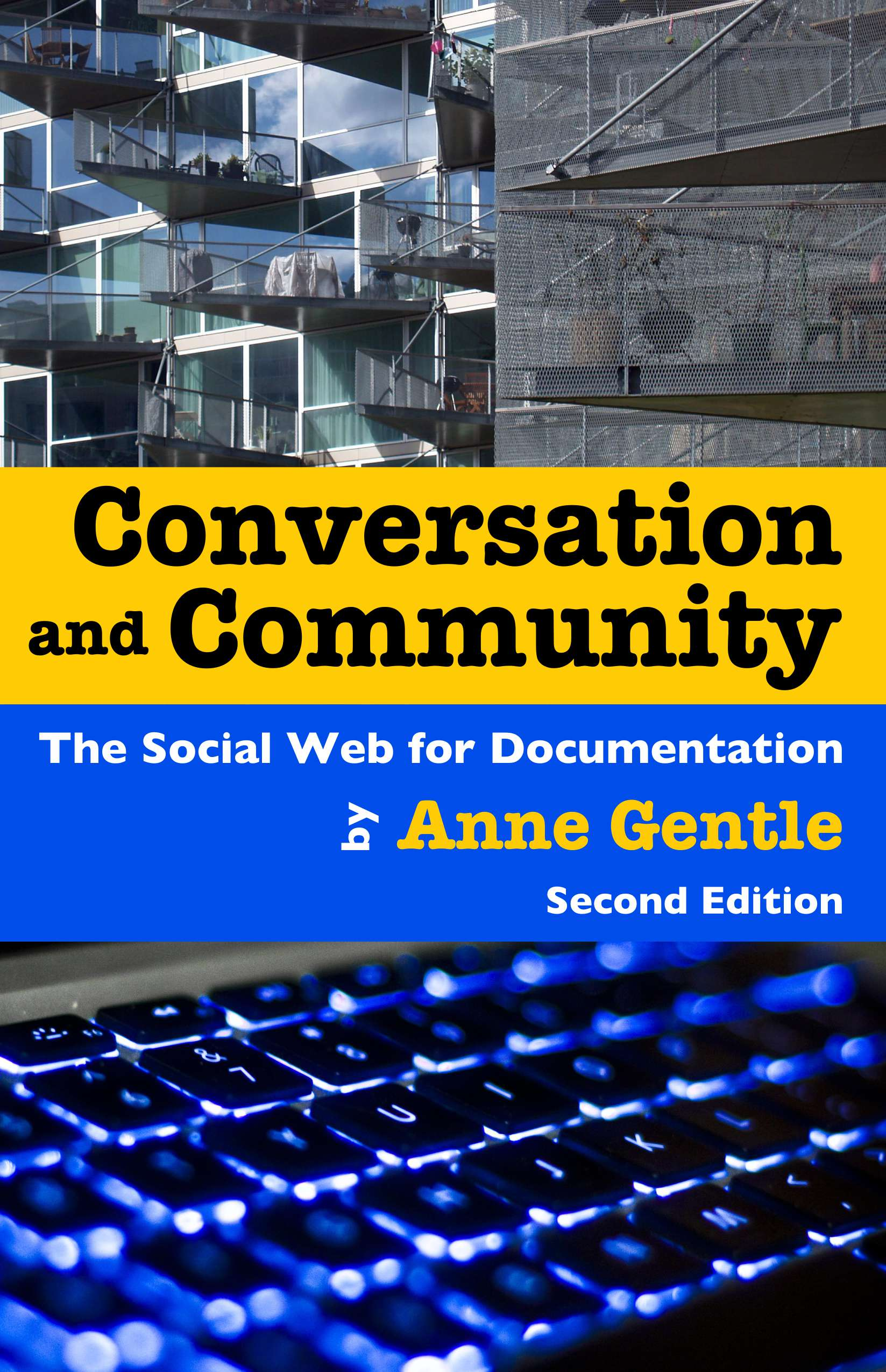 Conversation and Community 2nd Edition Cover