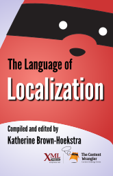 Cover image of The Language of Localization