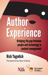 Cover of Author Experience, linked to Amazon.com