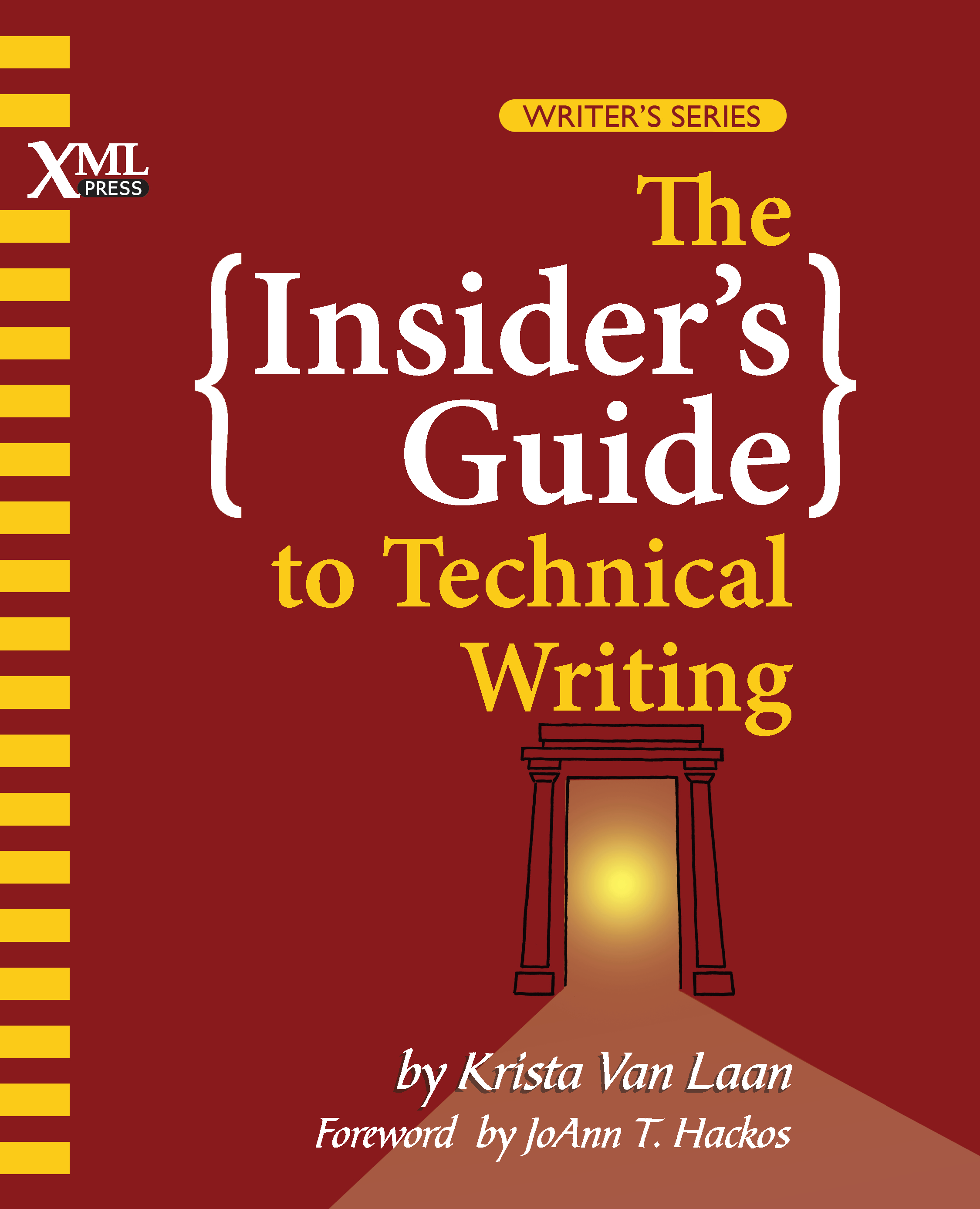 Book Cover Graphism Guide : The insider s guide to technical writing « xml press